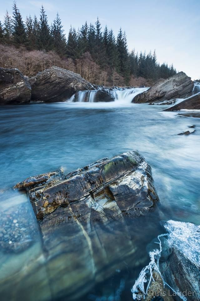 River Orchy, Scotland