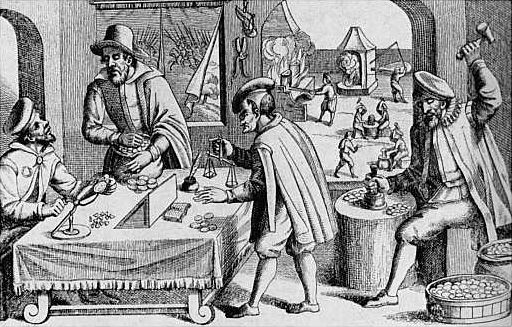 """Kipper und Wipper"": Rogue Traders, Rogue Princes, Rogue Bishops and the German Financial Meltdown of 1621-23 