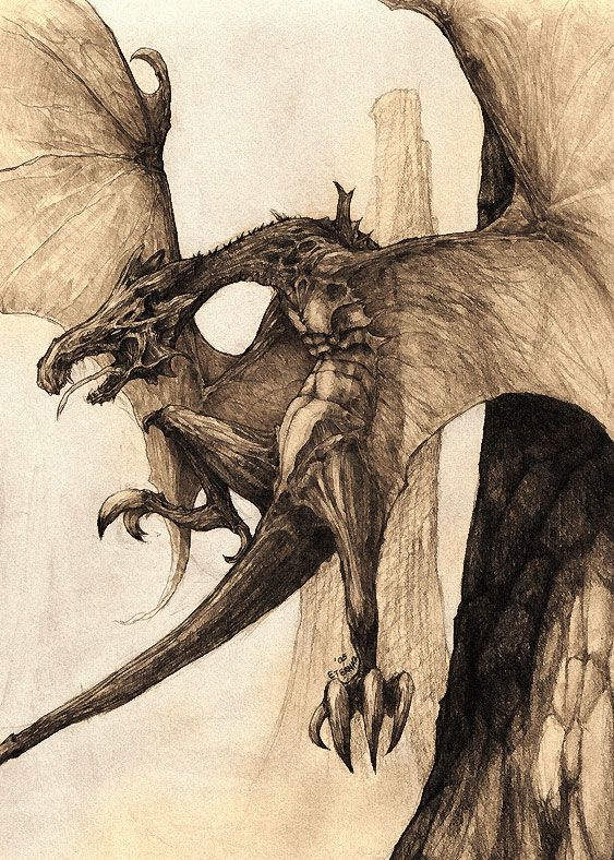 """wyvern"" is another good search term.  Not all my dragons will have the poison tail, but they are all four-limbed."