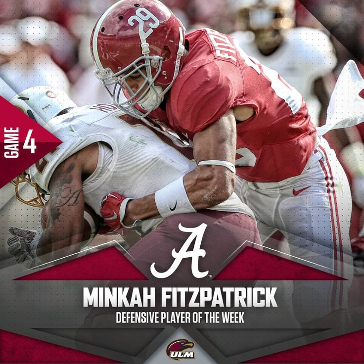 Minkah Fitzpatrick, Defensive Player of the Week 9/2015