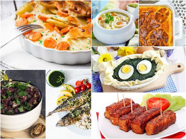 7 ужинов: меню на следующую неделю