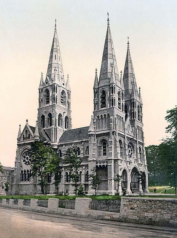 St. Finbars Cathedral. County Cork, Ireland