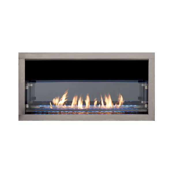 Superior Vre4600 Linear Outdoor Gas Fireplace Woodlanddirect Com