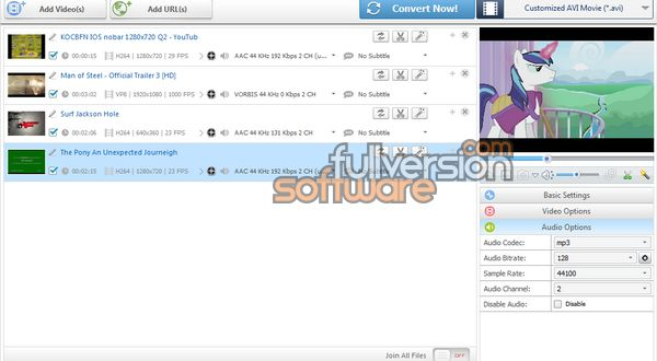 Download Any Video Converter Ultimate 5.5.9 | Software Full Version 2014