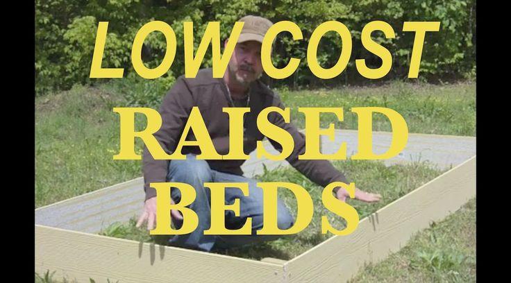 The 25 Best Cheap Raised Garden Beds Ideas On Pinterest 400 x 300