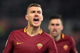 Villarreal 0 - 4 RomaCompetition: UEFA Europa LeagueDate: 16 February 2017Stadium: Estadio de la Cerámica (Villarreal)Goals: AS Roma [Emerson, Edin Dzeko]