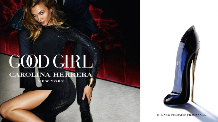 Gana la fragancia Eau de Parfum Good Girl de Carolina Herrera.  http://stylelovely.com/concursos/concurso-navidad-2016/