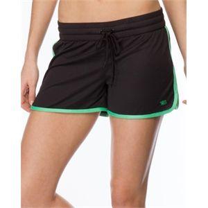 Running Bare - Rock It Kick Short - Sports Shorts (Black & Paper Chasing) http://www.picanini.com/tag/running-bare-sports-shorts-online/