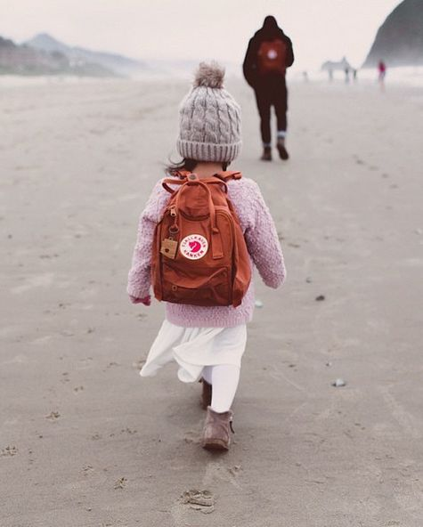 Fjällräven. Kanken. Backpack. Kids Adventure. @littledreambird