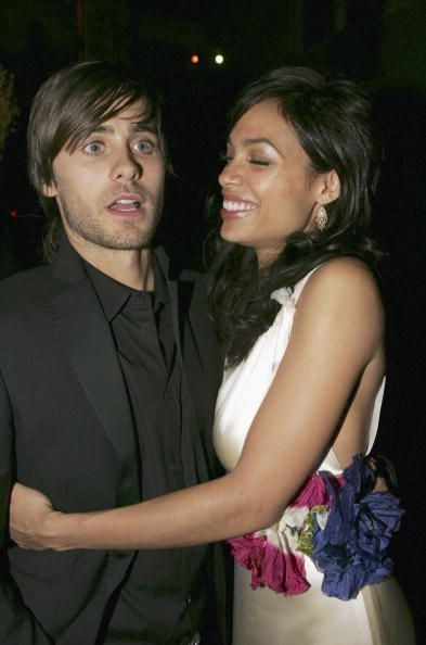 JARED LETO WORLDWIDE — mr-another:      Jared Leto & Rosario Dawson at...