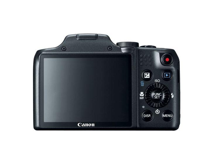Win a Canon Powershot SX170