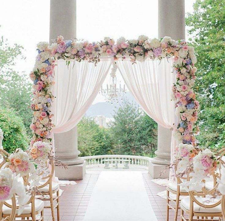I would LOVE to do this! Please call the Garden by the Gate to get this look for your wedding..