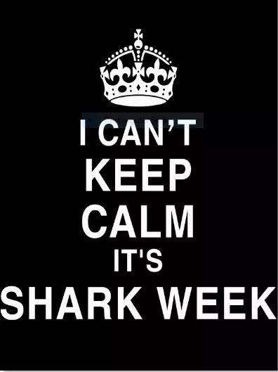 yeah baby!#sharkweek #coldstonecreamery #fin-spiration