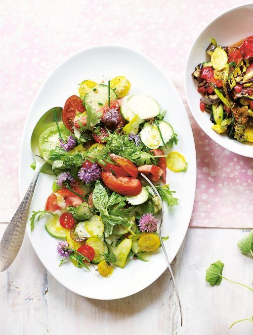 Summer ratatouille salad | Jamie Oliver | Food | Jamie Oliver (UK) The perfect summer salad