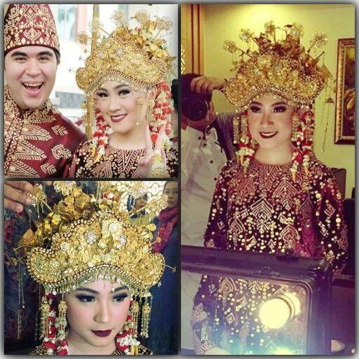 Dilla&Saman Wedding  Paksangkong Palembang Sukainah Sriwijaya
