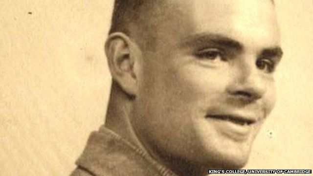 BBC News - Alan Turing: Gay codebreaker's defiance keeps memory alive  Such a sad story :( How must he have felt in the last years of his life. The thanks for shortening the Second World War was sentencing him to chemical castration by taking female hormones just because he happened to fall in love with other men. The irony of history..
