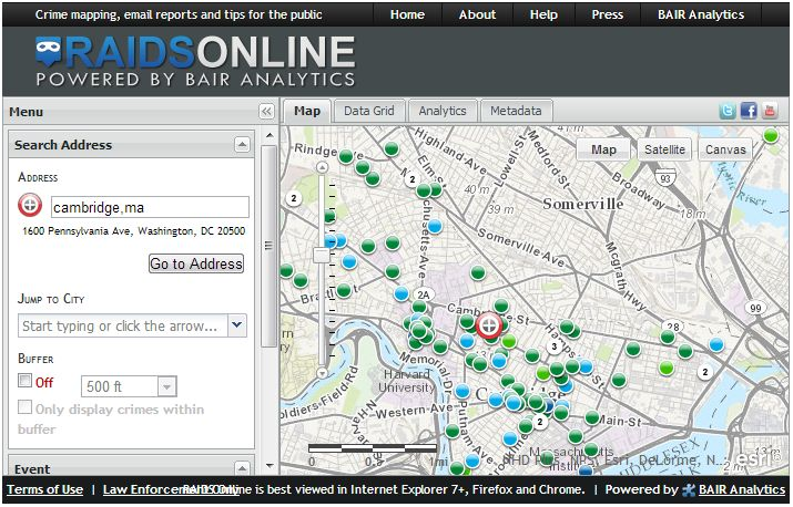 iMapBuilder - Interactive Map Software - WebUnion