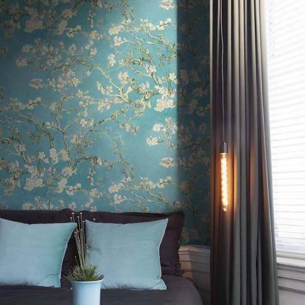 Die besten 25+ Van gogh tapete Ideen auf Pinterest Herz-zitate - tapete f r schlafzimmer