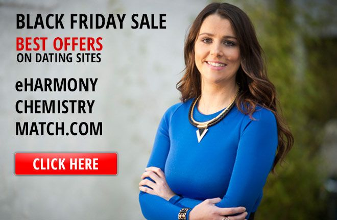 Black Friday special deals on top dating sites