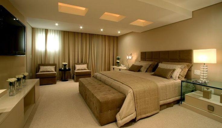 Tons neutros na decoração! Veja ambientes decorados nas cores bege e branco!