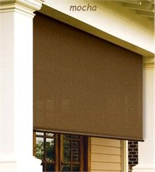 Coolaroo outdoor window shade hmmm shades or curtain for - Coolaroo exterior retractable window shades ...