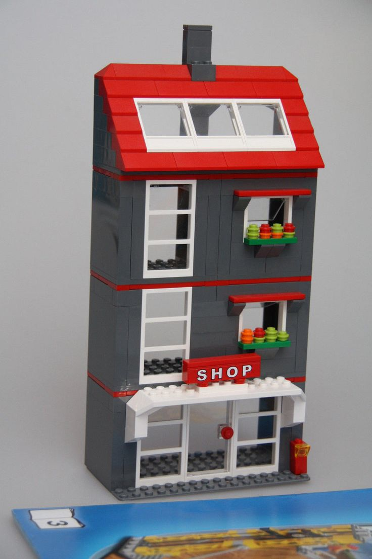 Lego city #house #building only split from #construction site set 7633,  View more on the LINK: http://www.zeppy.io/product/gb/2/302187213842/