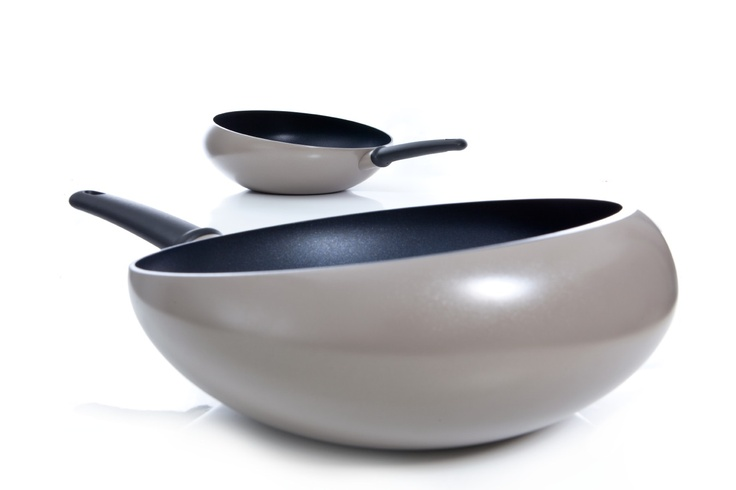 Con el Boomerang Wok, gracias a su borde patentado, podrás remover los ingredientes sin miedo a que se caigan fuera.  ¡Empieza desde ya a disfrutar de este magnífico wok! 97€