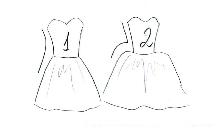 из солнц все это дело сшито... Если бы было из прямоугольников сшита юбка , то она возле талии выглядела бы как на рисунке под № 2: А на фото у юбки плавный переход от талии к низу.