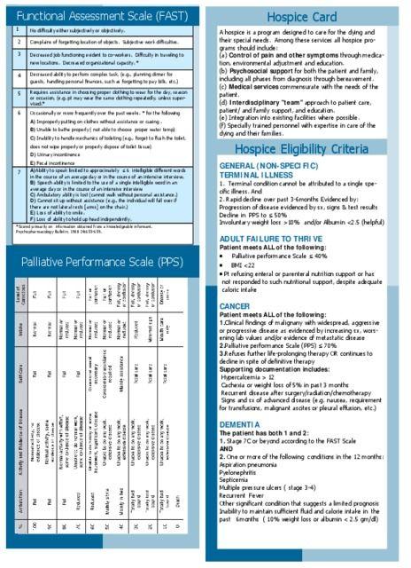 Eligibility Criteria Medical Who
