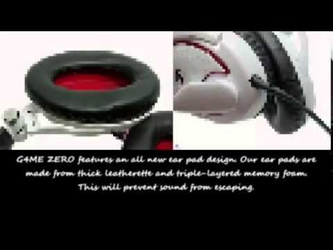 Sennhesier Gaming Headset | Sennheiser G4me Zero | Sennheiser