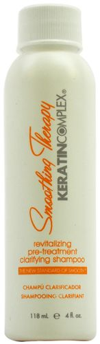 Keratin Complex - Smoothing Therapy Revitalizing Pre-Treatment Clarifying Shampoo (4 oz.)
