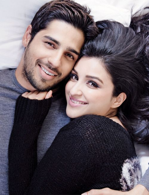Sidharth Malhotra & Parineeti Chopra