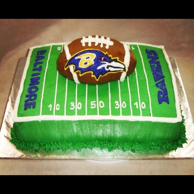 8 best Baltimore Ravens cake images on Pinterest Baltimore