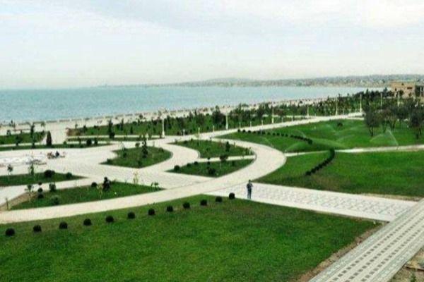 Dunya Az Com Sumqayit Bulvari Genisləndirilir Golf Courses Dam Field