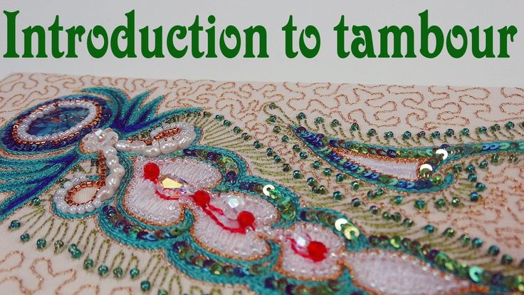 Ideas about tambour embroidery on pinterest
