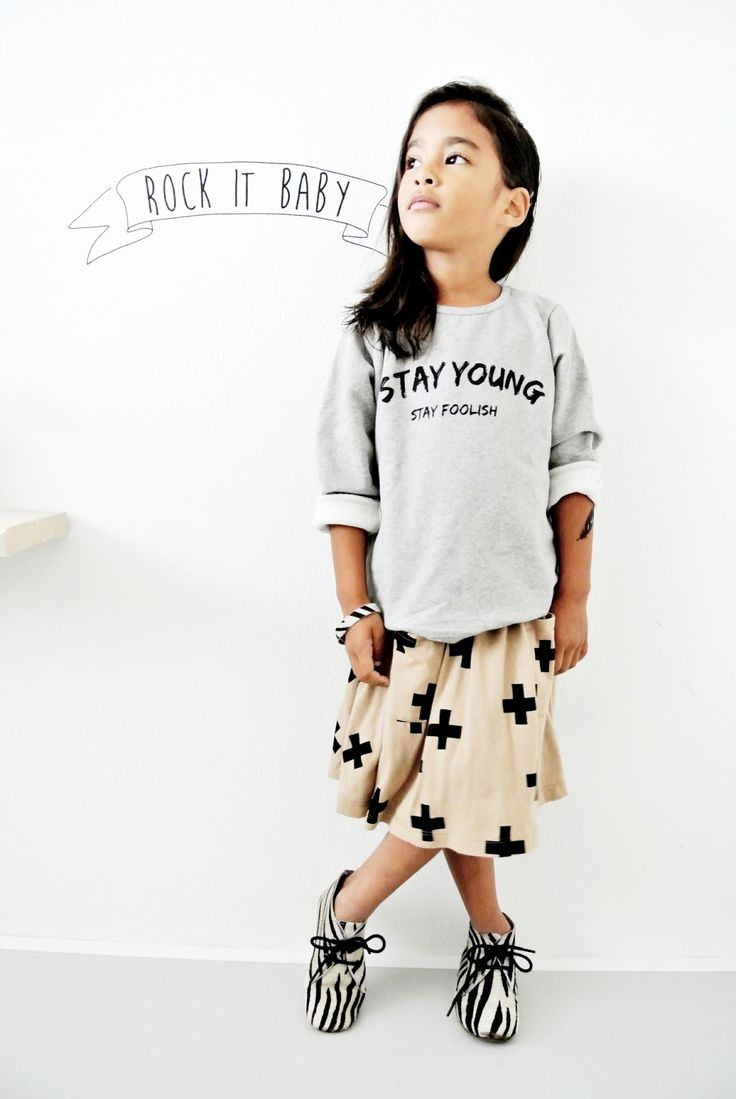Mix it and match it, it's chicer. Life With Faye Blog #estella #kids #fashion #designer