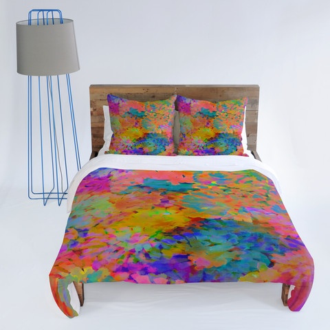 Amy Sia Venice Beach Duvet Cover