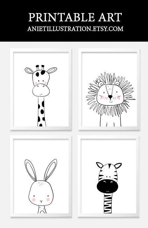 Schwarze und weiße Kinder spielen. Gedruckte Version für den Kindergarten. #czarn