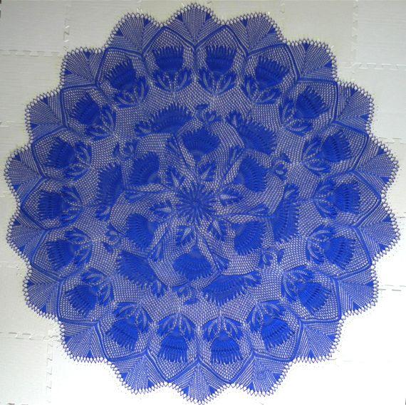 Ravelry: Campanille pattern by Herbert Niebling