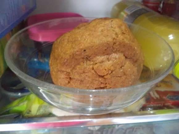 Pindakaas honden koekjes - Carola Bakt Zoethoudertjes