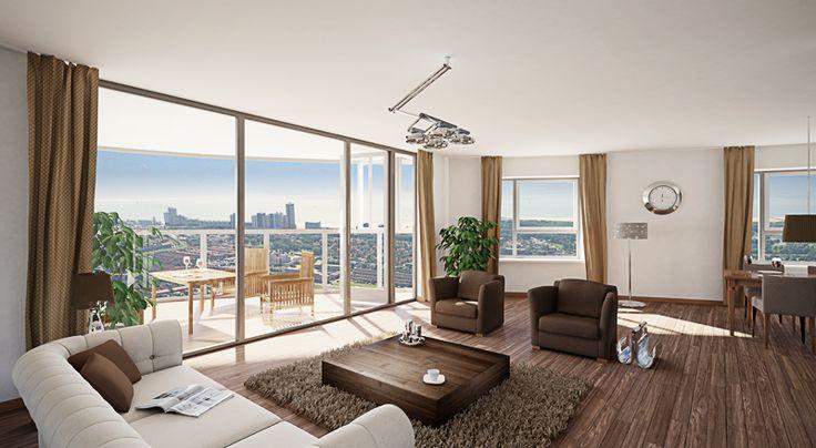 Huis interieur modern interieur vloer wel erg druk ontwerpen waar we van houden pinterest for Interieur moderne