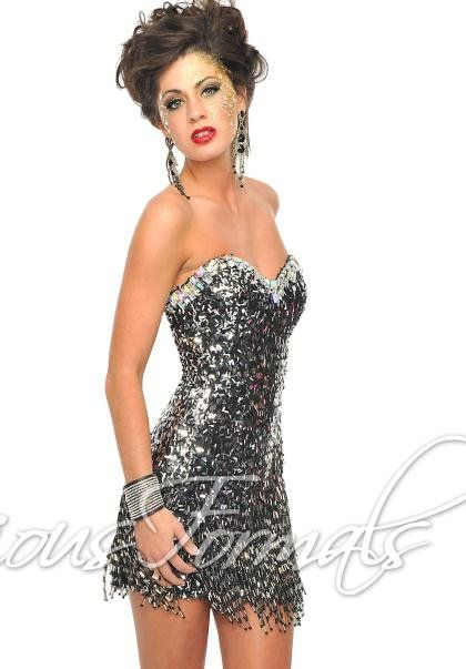 Precious Formals C10505 at Prom Dress Shop on Wanelo