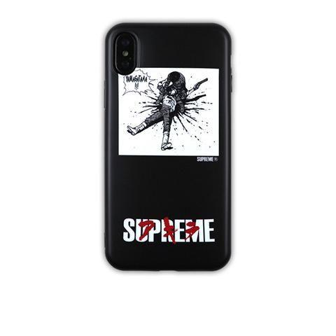 supreme akira tシャツ が買えなかった方にはおすすめの アイホン テン ケース iphoneX カバー iphone8 アイホン エクス iphone7 などのiphone全シリーズに対応します  。