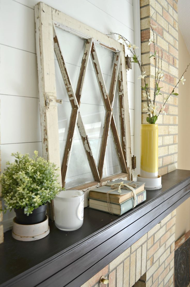 Barn window decor   best home images on pinterest  home ideas my house and bedroom