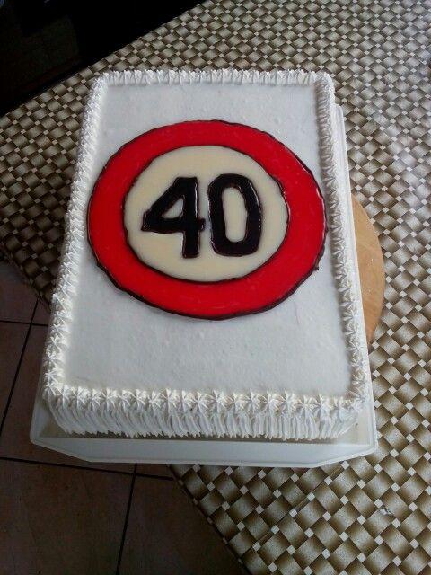 40-th birthday