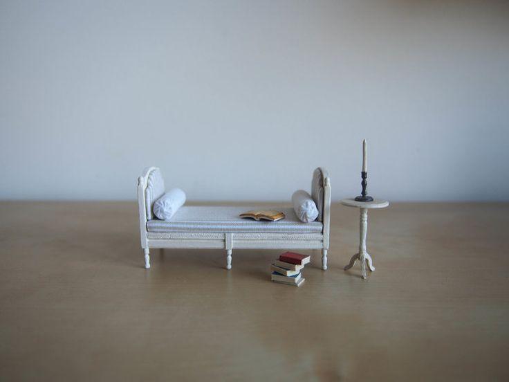mini furniture. how itu0027s made french 18th century daybed mini furniture