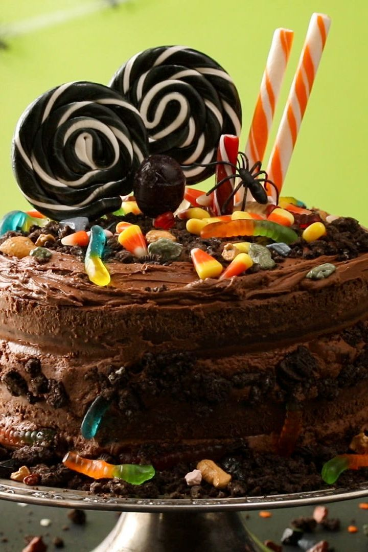 Bhg 2020 Halloween 27 Spooktacular Halloween Recipes That Are Wickedly Cute in 2020