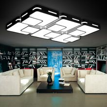 Eusolis Ceiling Lights Living Room Plafon Led Luminarias De Teto Home Lamp Wohnzimmerlampe Mainland
