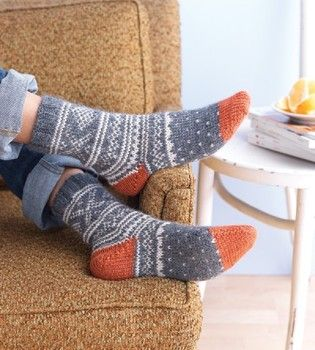 Mags Kandis, Weekend Socks