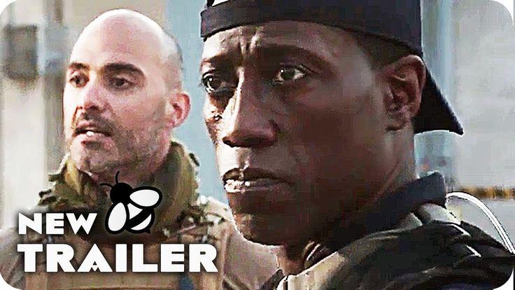ARMED RESPONSE Trailer (2017) Wesley Snipes Movie